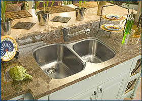 Franke Stainless Steel Under Mount Sink