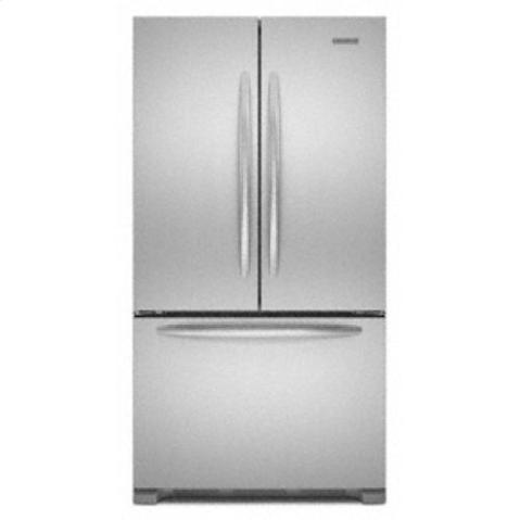 Kitchenaid Counter Depth French Door Refrigerator KFCS22EVMS