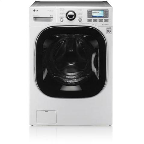 Washer with Steam Cycles