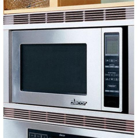 Dacor Microwave with Built In Trim Kit