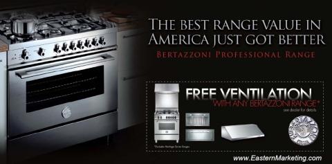 Bertazzoni Free Ventilation Rebate