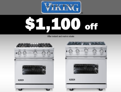 appliance store viking appliance stores