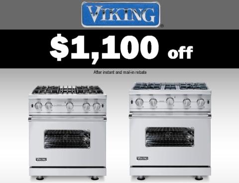 Viking Range Promotion