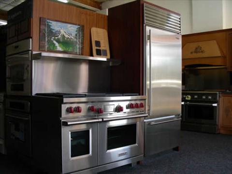 Sub Zero and Wolf Appliances
