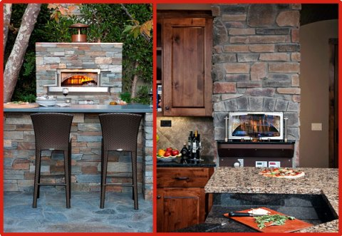 Wood Stone Outdoor Pizza Oven